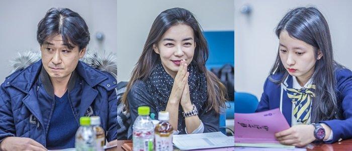 SBS '초인가족 2017' 대본 리딩 현장 공개