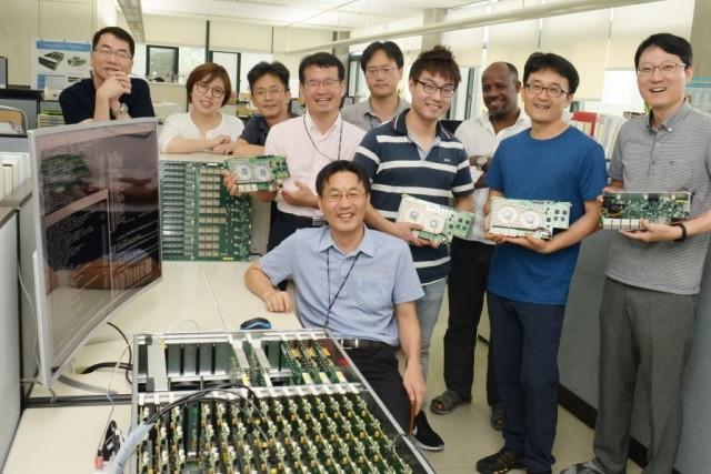 ETRI, 초절전 마이크로 서버 개발...전력소비량 7분의 1로 줄여