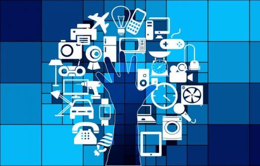 사진 1. 스마트 폰, 전화기, 세탁기 등 우리 생활 속 다양한 기기가 서로 소통하게 됐다. 사물인터넷(IoT) 덕분이다. (출처 : Pixabay)