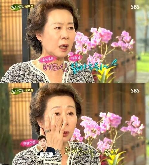 사진='오작두'에서 열연 중인 배우 김강우 몸매를 언급한 윤여정 발언이 새삼 눈길을 끌고 있다.