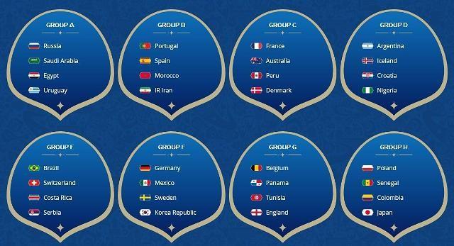 사진=2018 러시아 월드컵이 오는 15일 개막한다.