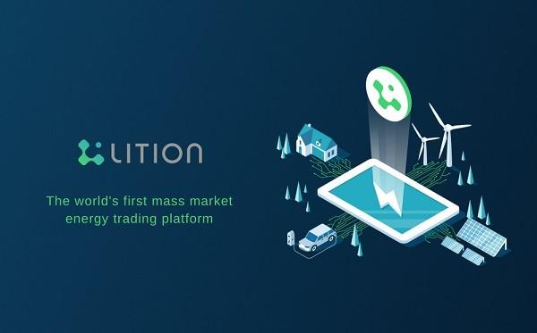 리션(Lition), 'P2P 에너지 거래 플랫폼' 소개