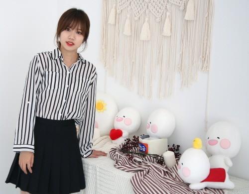 카카오톡 이모티콘 '옴팡이' 팝업스토어 오픈…작가 사인회 개최