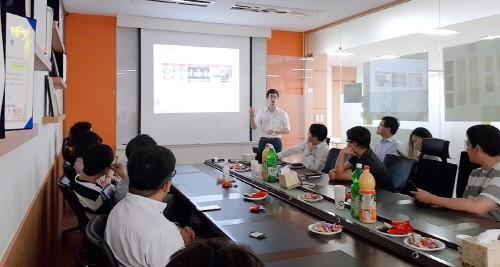 아이비즈소프트웨어, '제3회 베리드 ICO 참여자 밋업'