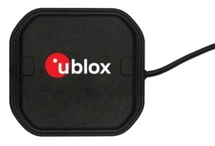 유블럭스 고정밀 애플리케이션용 멀티밴드 GNSS 안테나 ANN-MB