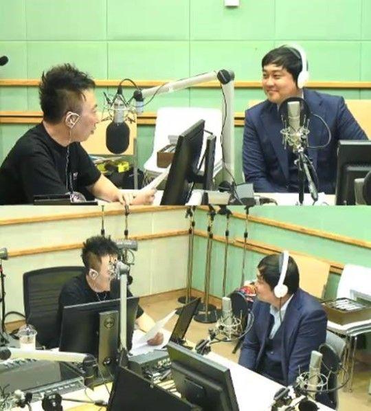 사진=KBS 쿨FM 캡쳐