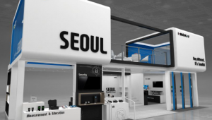 SBA, '두바이 정보통신박람회'서 오픈체험형 '서울어워드 홍보관' 운영
