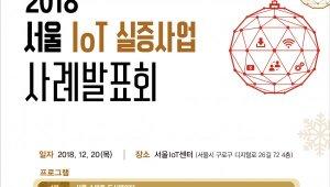 SBA, '2018 사물인터넷 실증사업 사례발표회' 개최예고…8개 실증지역 기업 우수성과 공유