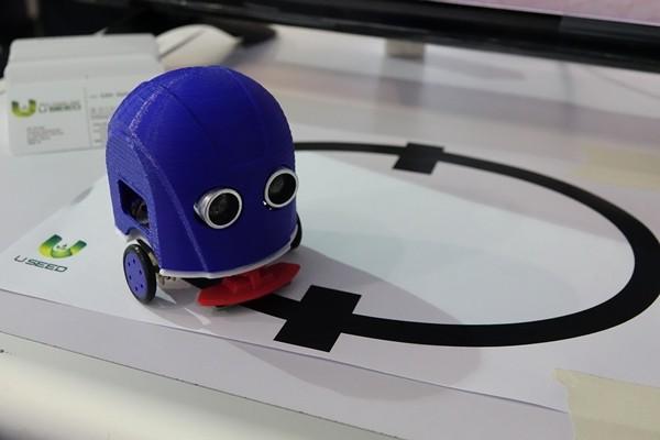 [CES 2019]유씨드, 아이들을 위한 입문용 3D프린터 'Creator Mini' 선봬