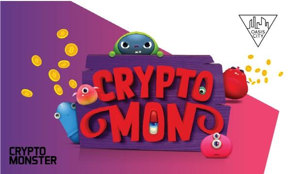 국내최초 블록체인 기반 모바일 게임 '크립토 몬스터' 발표