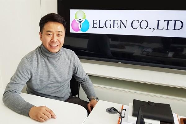 엘젠ICT 김남현 대표