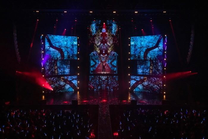 최근 서울 광진구 예스24 라이브홀에서는 빅스 라비의 솔로 콘서트 'RAVI 3nd REAL-LIVE 'R.OOK BOOK' 가 개최됐다. (사진=젤리피쉬엔터테인먼트 제공)