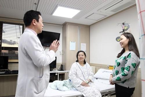 투비코, 나누리병원 함께 헬스체인어스 활용한 외국인 환자에게 제공
