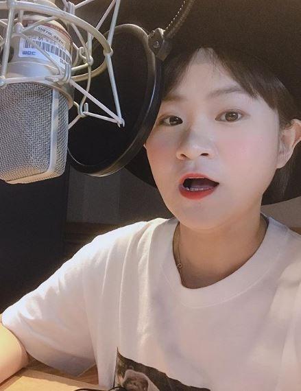 사진=김신영 인스타그램 캡쳐