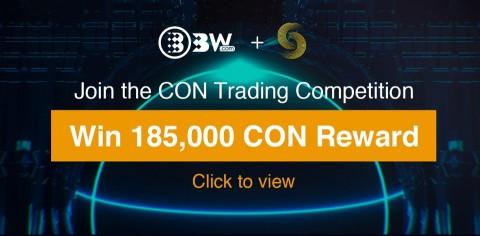 코넌(CONUN), 글로벌 거래소 BW 상장