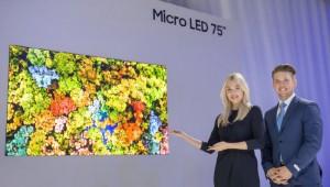 삼성과 제휴 맺은 中 싼안광뎬, 마이크로 LED에 2조 투자