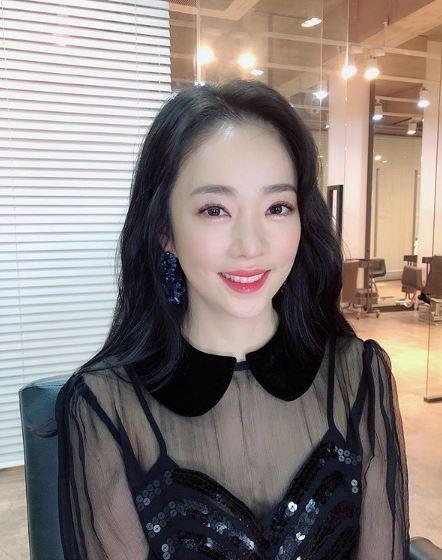 사진=박은영 아나운서 인스타그램 캡쳐