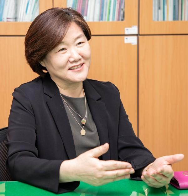 안혜연 한국여성과학기술인지원센터 소장