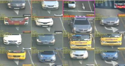 카메라 25대 영상 동시 추출…法 위반 차량 빠르게 찾는다