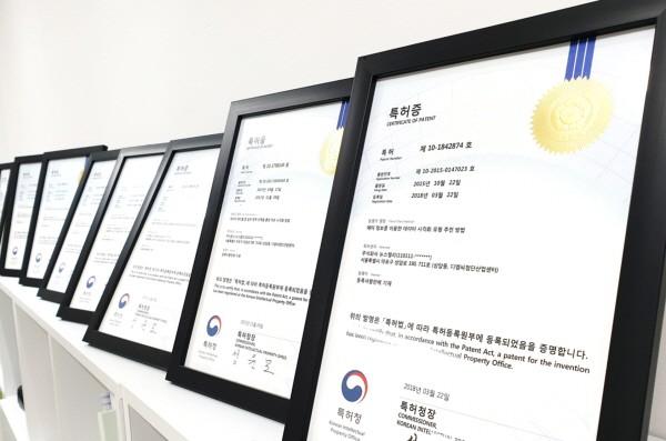 특허보유 여부가 스타트업 생존 성장 좌우… 뉴스젤리 특허 17건 돌파로 주목