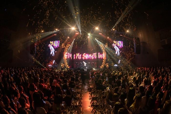 16일 서울 용산구 블루스퀘어 아이마켓홀에서는 빅스 레오의 두 번째 솔로 단독콘서트 'Muse(뮤즈)' 3일차 공연이 열렸다. (사진=젤리피쉬엔터테인먼트 제공