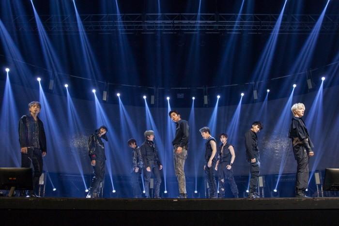 17일 서울 광진구 예스24 라이브홀에서는 SF9 새 미니앨범 'RPM' 발매기념 쇼케이스가 열렸다. (사진=FNC엔터테인먼트 제공)