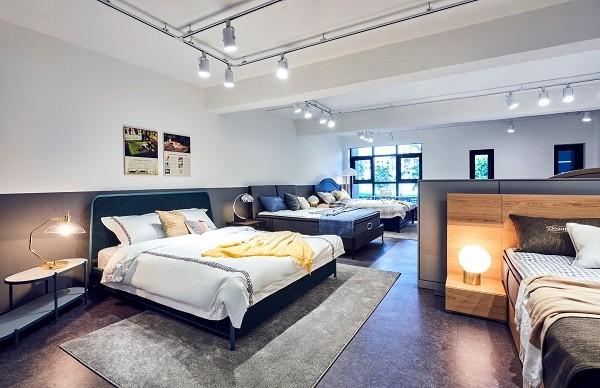 시몬스 침대, '광주 상무점' 신규 오픈