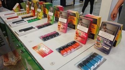 mngo PODs, 과일향 베이스의 전자담배 액상 소개