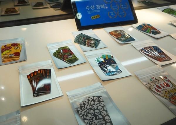 [VAPE KOREA EXPO 2019] ODB WRAPS, 전자담배 배터리 수축 필름 소개