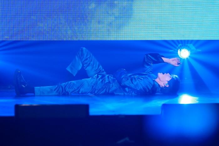 8일 서울 광진구 예스24 라이브홀에서는 하성운 미니2집 'BXXX' 발매기념 쇼케이스가 진행됐다. (사진=스타크루이엔티 제공)