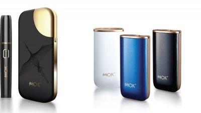 'MOK' 궐련형 전자담배 디바이스 소개