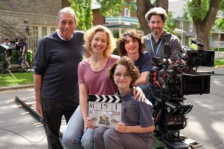 '고스트버스터즈' 시리즈의 새로운 영화가 촬영에 돌입했다. (사진 출처: 연출을 맡은 '제이슨 라이트맨' 감독 SNS)