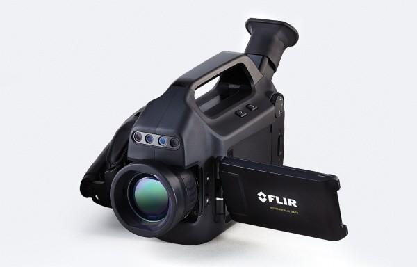 플리어(FLIR), 광학가스탐지 카메라 프로모션 진행