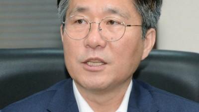 """성윤모 산업부 장관 """"日 조치 전화위복 계기로"""""""