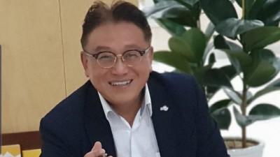 """설진현 세중아이에스 대표 """"IT로 수질 개선"""""""