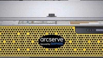 아크서브, 보안솔루션 소포스 탑재한 올인원 백업 어플라이언스 발표