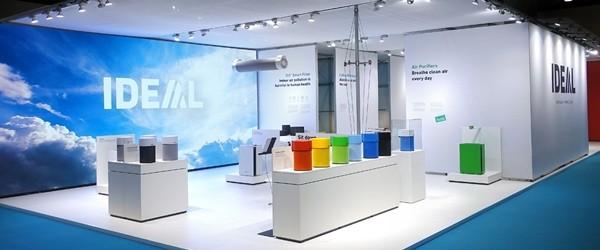 [에어페어 2019] 에스엠티엠 코퍼레이션, 독일 공기청정기 브랜드 '아이디얼' 선보일 예정