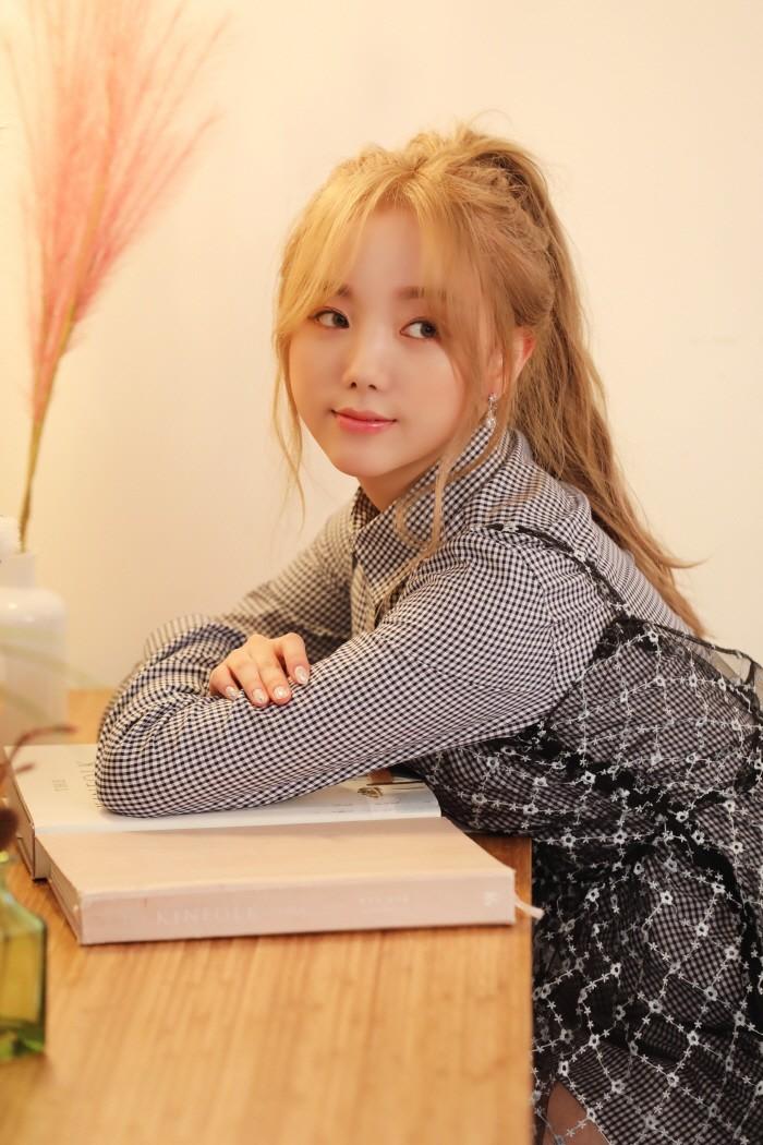 데뷔 5년만의 첫 솔로앨범 'Over and Over'로 돌아온 러블리즈 케이(김지연)과 인터뷰를 가졌다. (사진=울림엔터테인먼트 제공)
