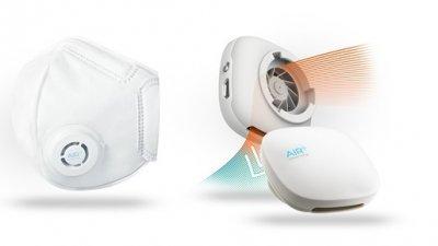 주식회사 셀러몬,  'Air+ smart mask·마이크로 벤틸레이터' 소개