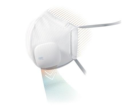 [에어페어 2019] 주식회사 셀러몬,  'Air+ smart mask·마이크로 벤틸레이터' 소개