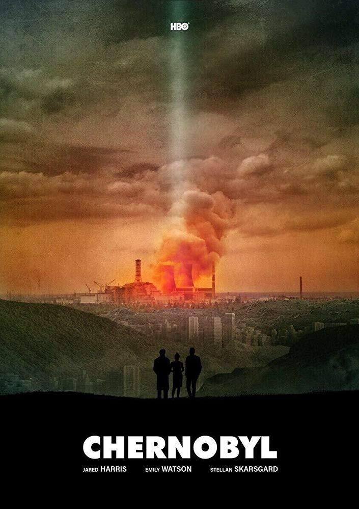 드라마 '체르노빌' 포스터. (출처: HBO)