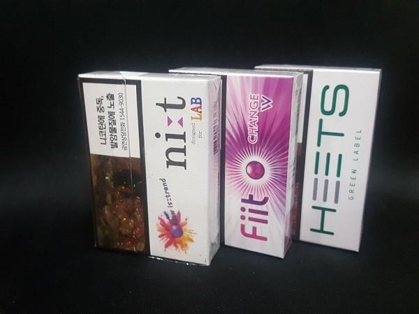 한국 담배시장과 새로운 궐련형 전자담배 니트 출시