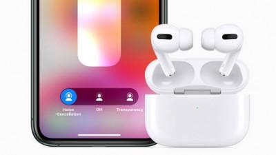 [국제]애플, '액티브 노이즈 캔슬링' 갖춘 에어팟 프로 출시