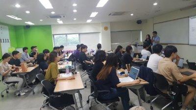 SBA, '인공지능 인재양성 교육과정' 성황리 진행중…내달 22일 종강