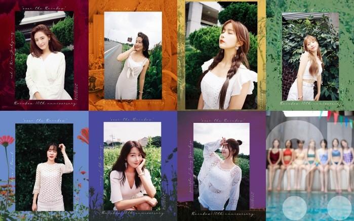 사진=멤버별 인스타그램 발췌