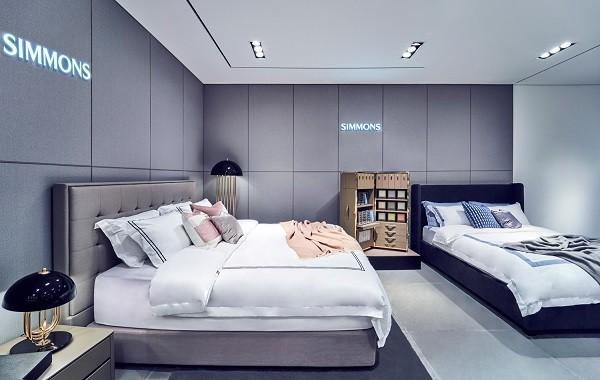 시몬스 침대, 갤러리아 압구정점 신규 오픈