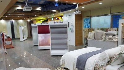 SBA, 반포섬유 소공인 유통판로 다변화 결실…브랜드 '프라이블' 몽골진출, 국내 공동판매장 마련