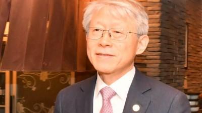 최기영 과기정통부 장관, KT 아현국사 방문