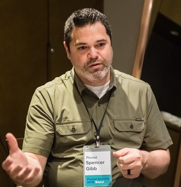 스펜서 깁 (Spencer Gibb) 피보탈 수석 소프트웨어 엔지니어