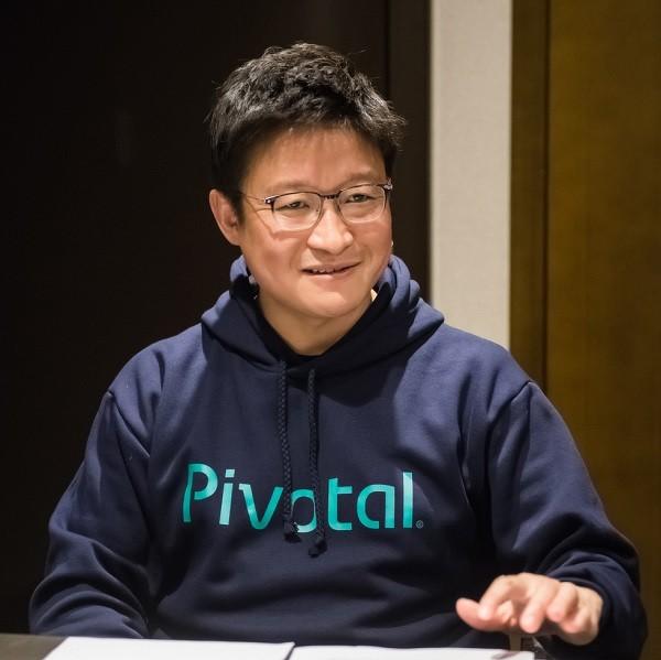 노경훈 피보탈소프트웨어 코리아 지사장